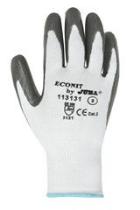 Guante polyester recubrimiento de nitrilo t10