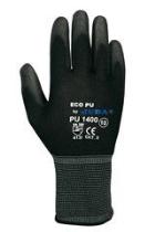 Guante nylon recubrimiento de poliuretano t8