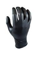 50 guantes desechables de nitrilo t9