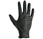 100 guantes desechables de nitrilo azul t9
