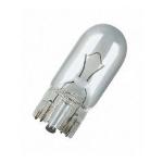 10 LAMPARAS OSRAM W3W 12V